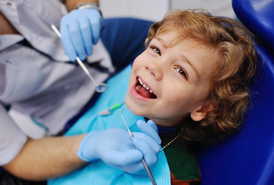 Cure dentali per i bambini sassuolo modena